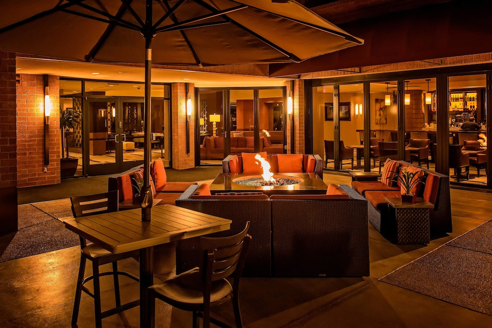 Terrace/Patio, Scottsdale Marriott Old Town