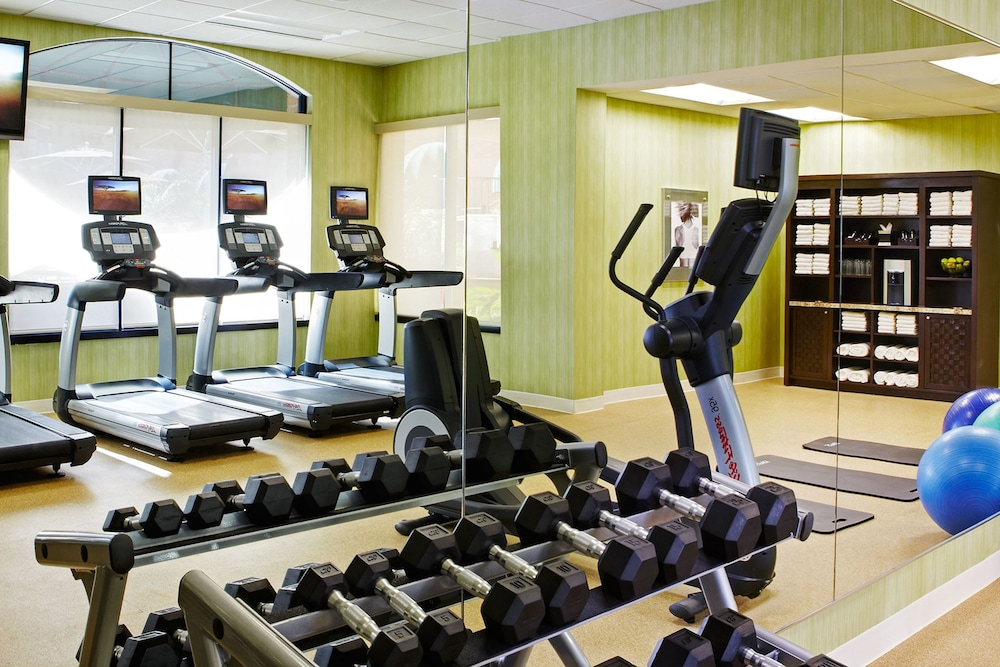 Fitness Facility, Scottsdale Marriott Old Town