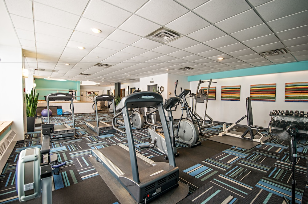 Fitness Facility, Cambridge Suites Hotel