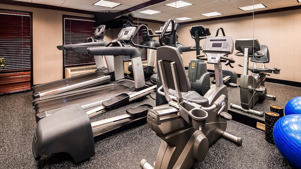 Fitness Facility, Best Western Dulles Airport Inn
