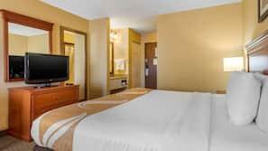 암막 커튼, 다리미/다리미판, 무료 WiFi, 침대 시트