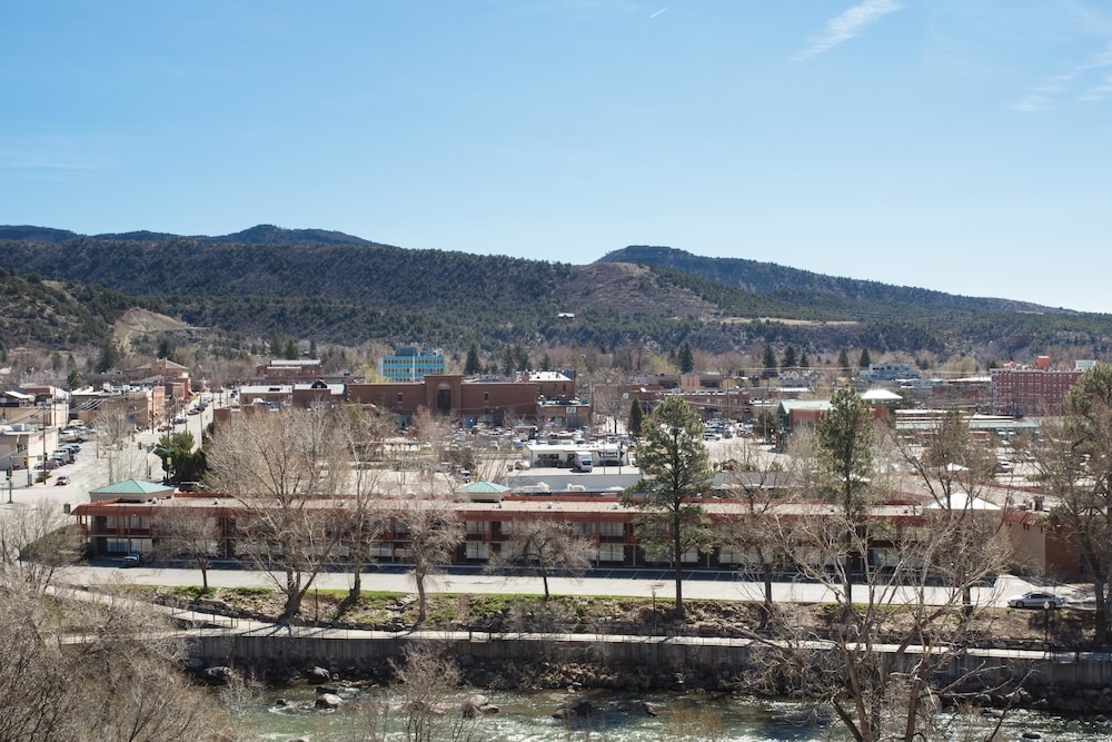 View from Property, Durango Downtown Inn