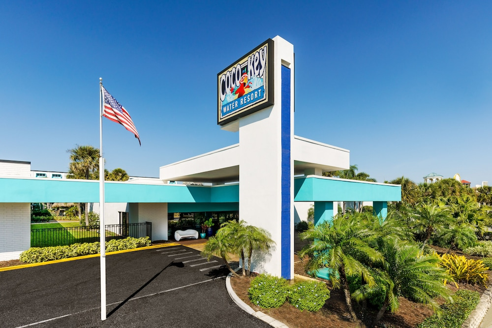 Exterior, CoCo Key Hotel and Water Resort-Orlando