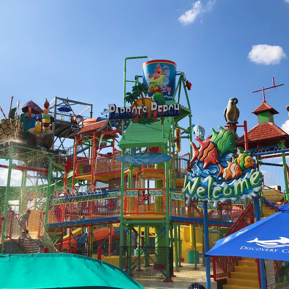 Water Park, CoCo Key Hotel and Water Resort-Orlando