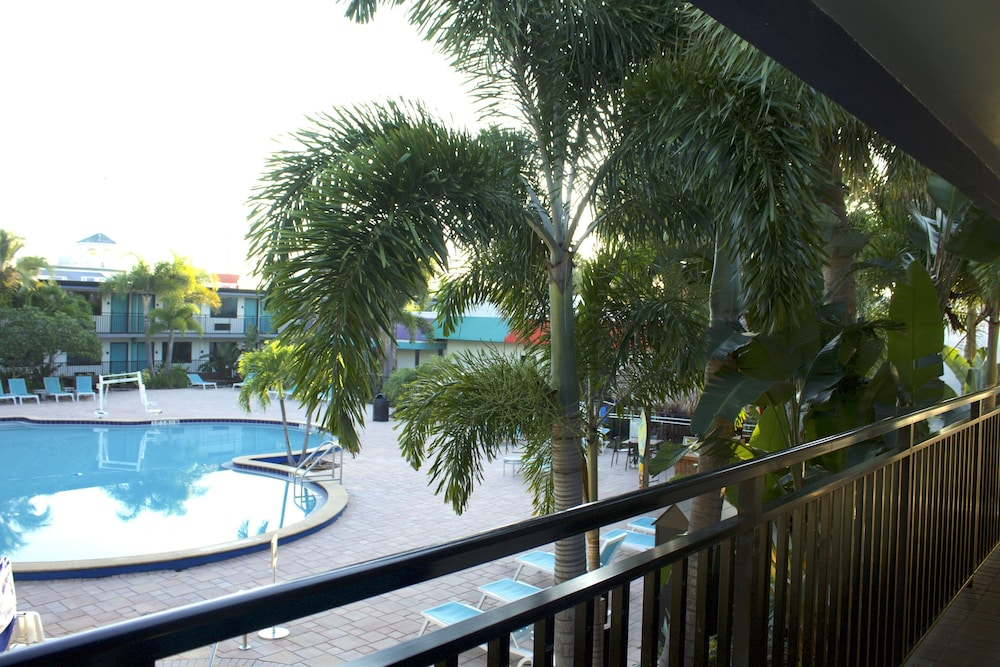 View from Room, CoCo Key Hotel and Water Resort-Orlando