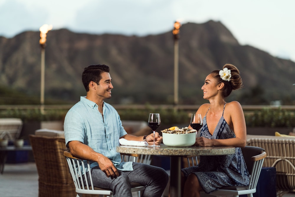 Outdoor Dining, Queen Kapiolani Hotel