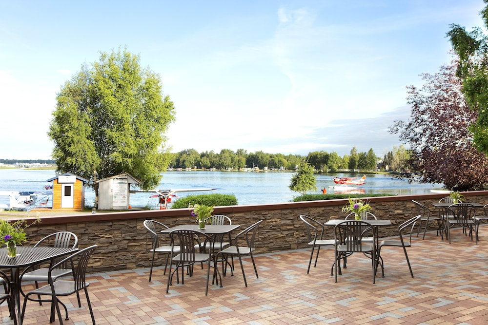 Terrace/Patio, The Lakefront Anchorage