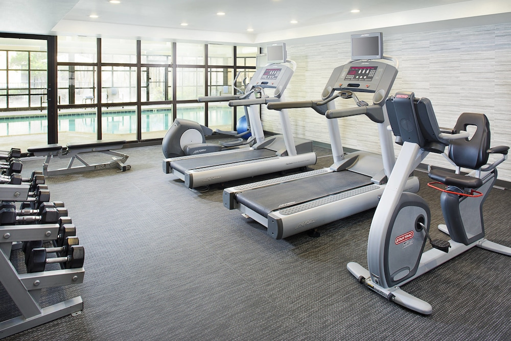 Fitness Facility, Courtyard By Marriott Ann Arbor