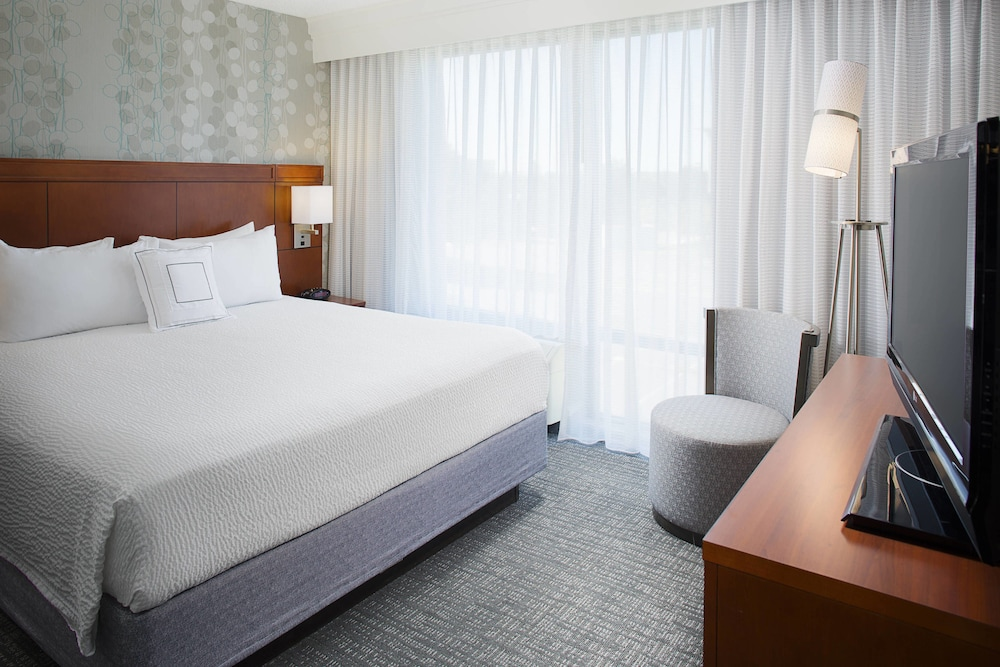 Room, Courtyard By Marriott Ann Arbor
