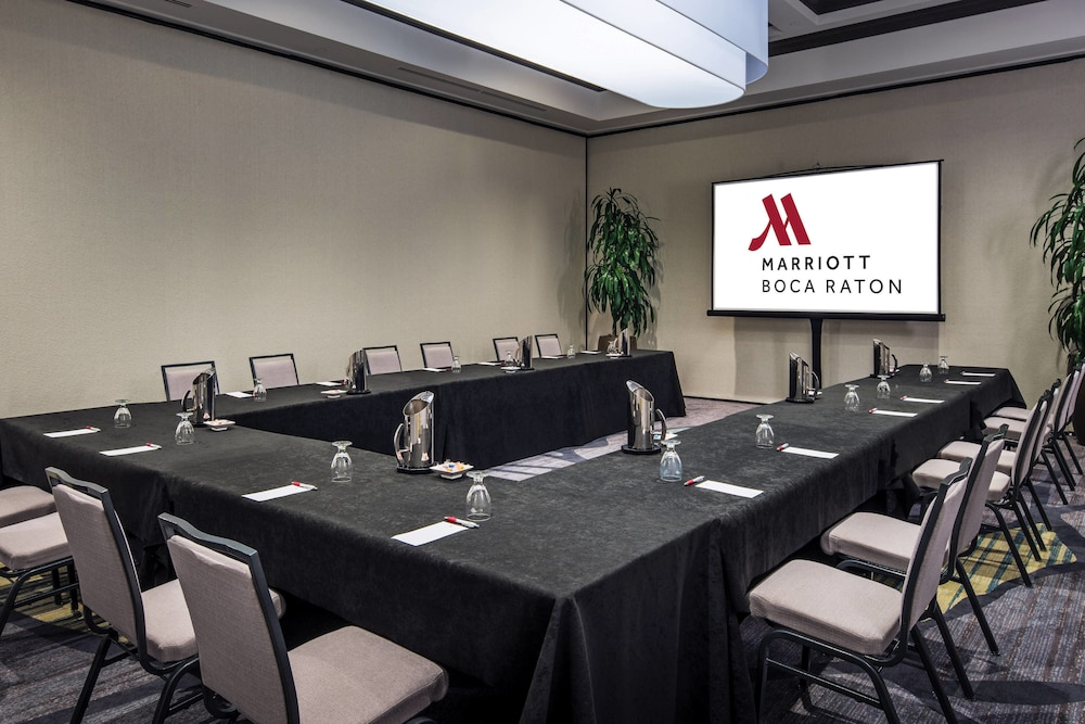 Meeting Facility, Boca Raton Marriott at Boca Center