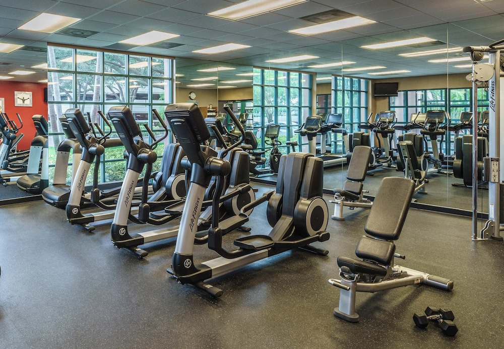 Fitness Facility, Boca Raton Marriott at Boca Center