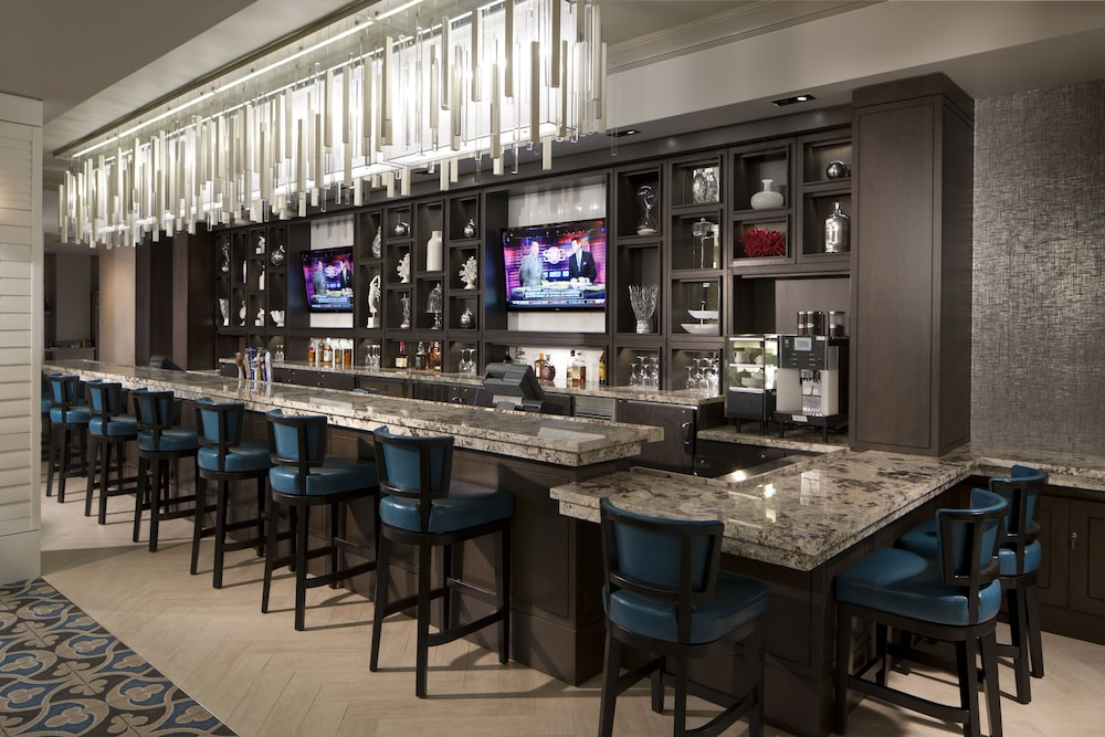 Bar, Boca Raton Marriott at Boca Center