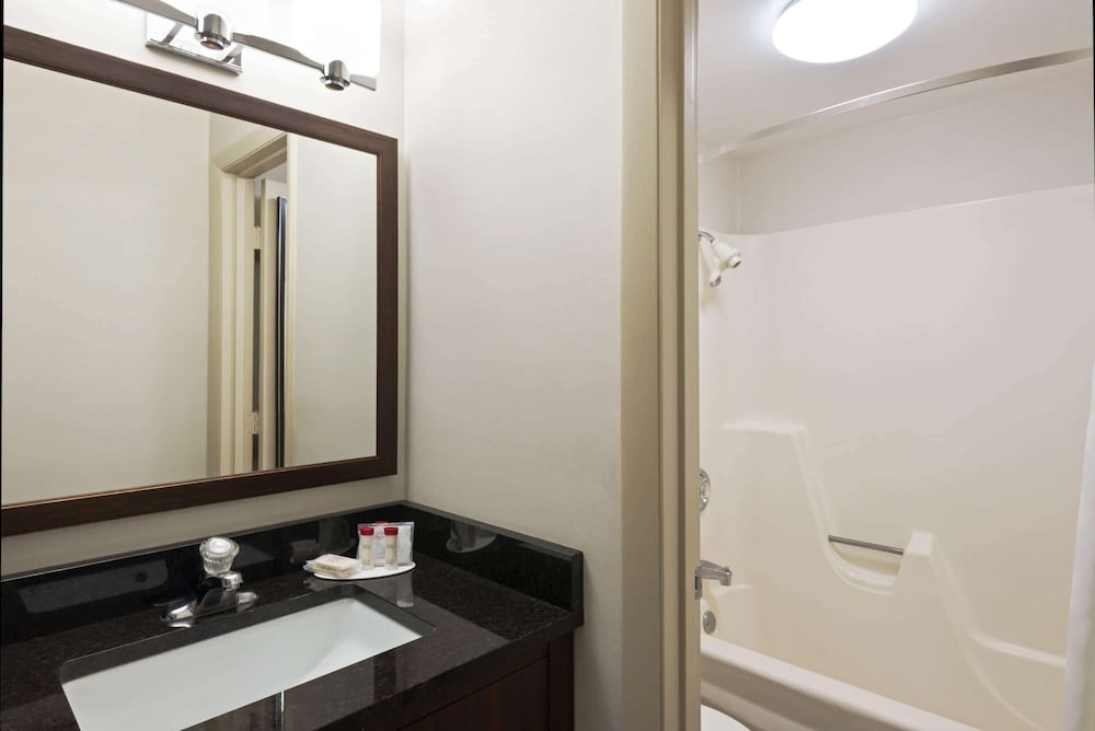Bathroom, Ramada by Wyndham Boston