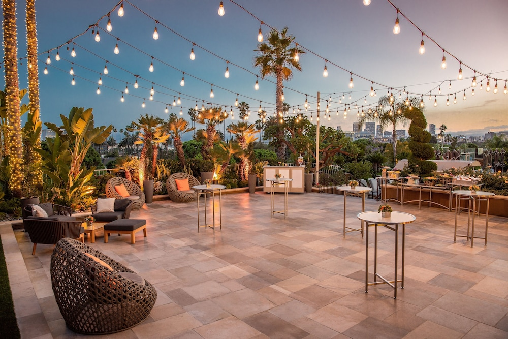 Reception, Four Seasons Los Angeles at Beverly Hills