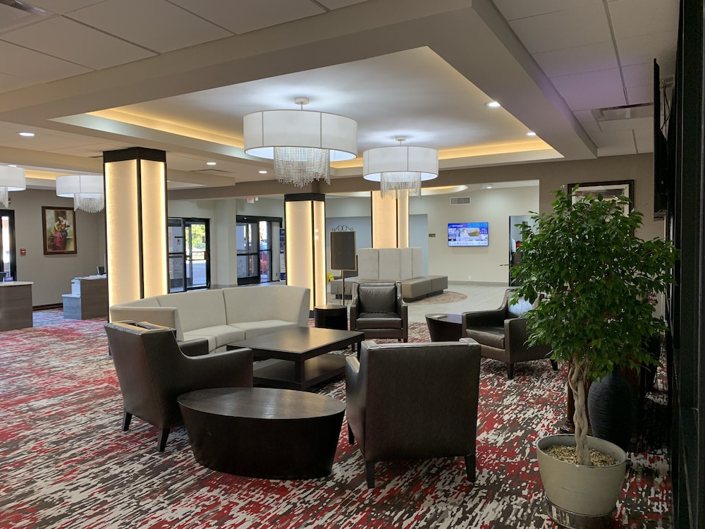 Lobby Sitting Area, Best Western Plus Music Row