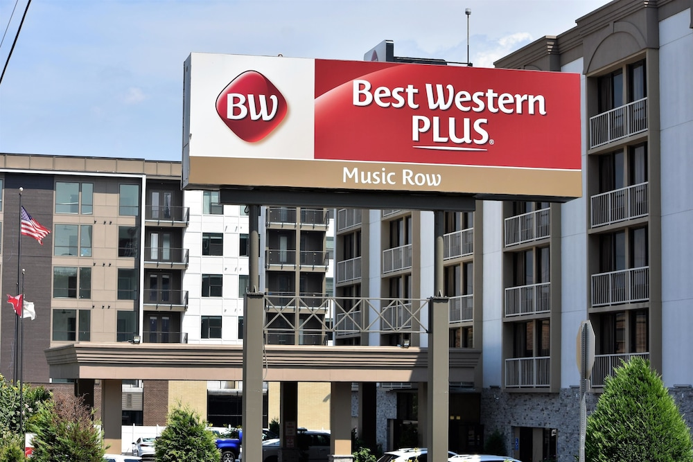 Exterior, Best Western Plus Music Row