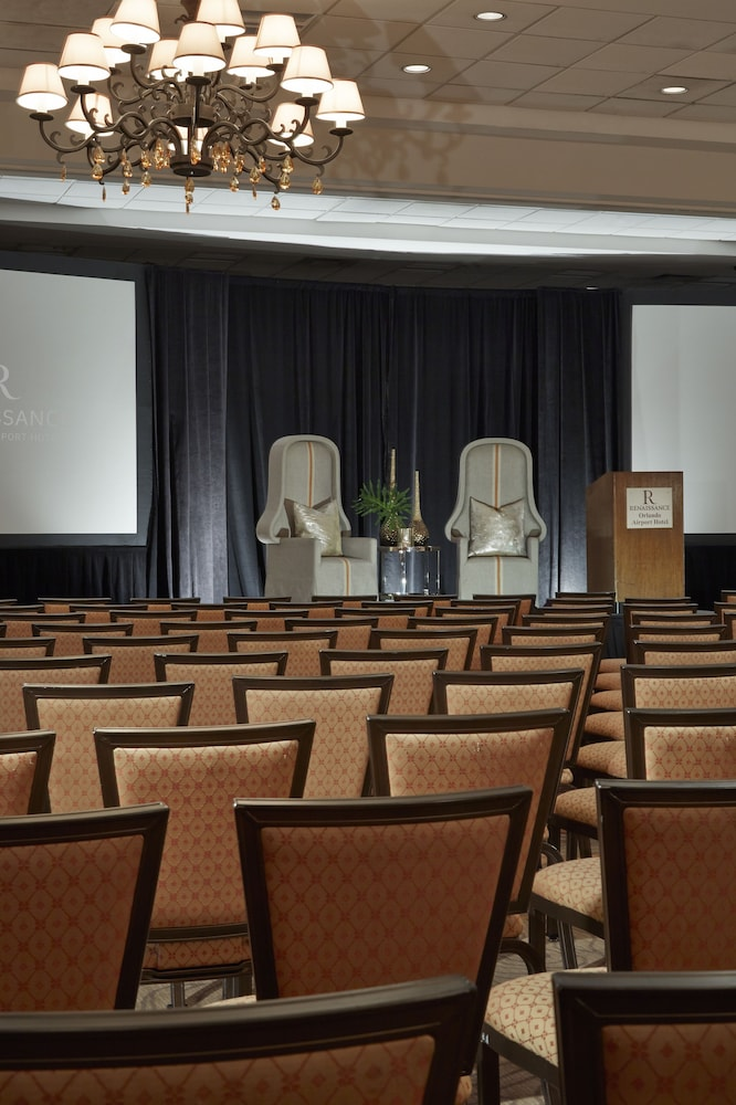 Meeting Facility, Renaissance Orlando Airport Hotel by Marriott