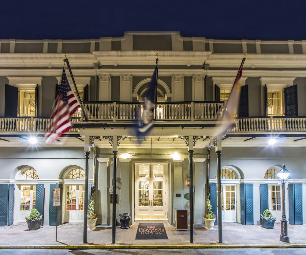 Front of Property - Evening/Night, Bourbon Orleans Hotel