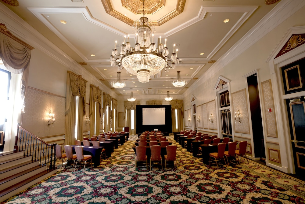Meeting Facility, Bourbon Orleans Hotel