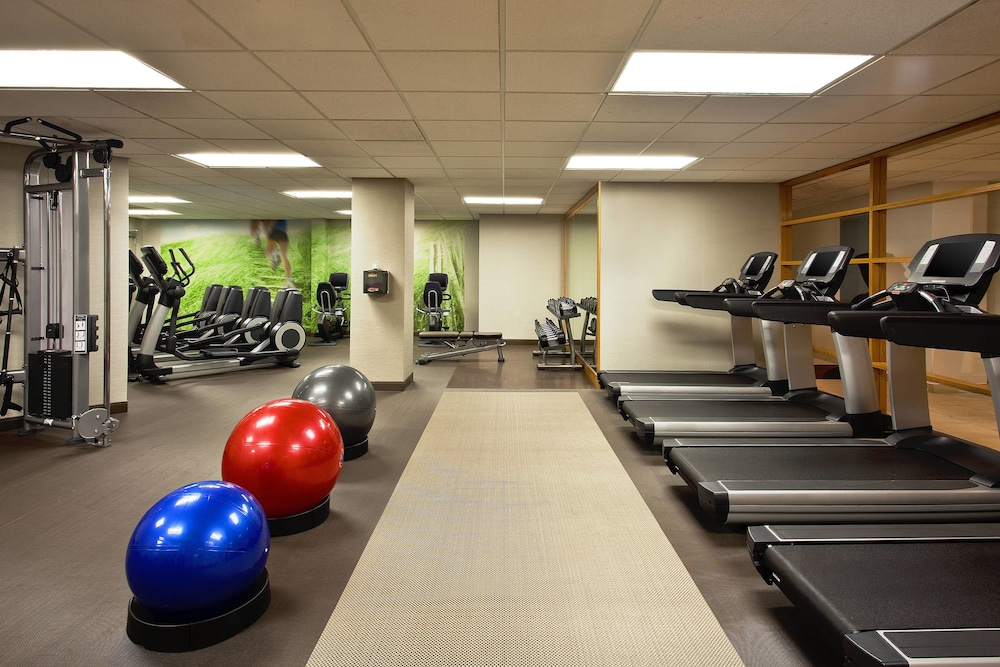 Fitness Facility, The Westin Cincinnati