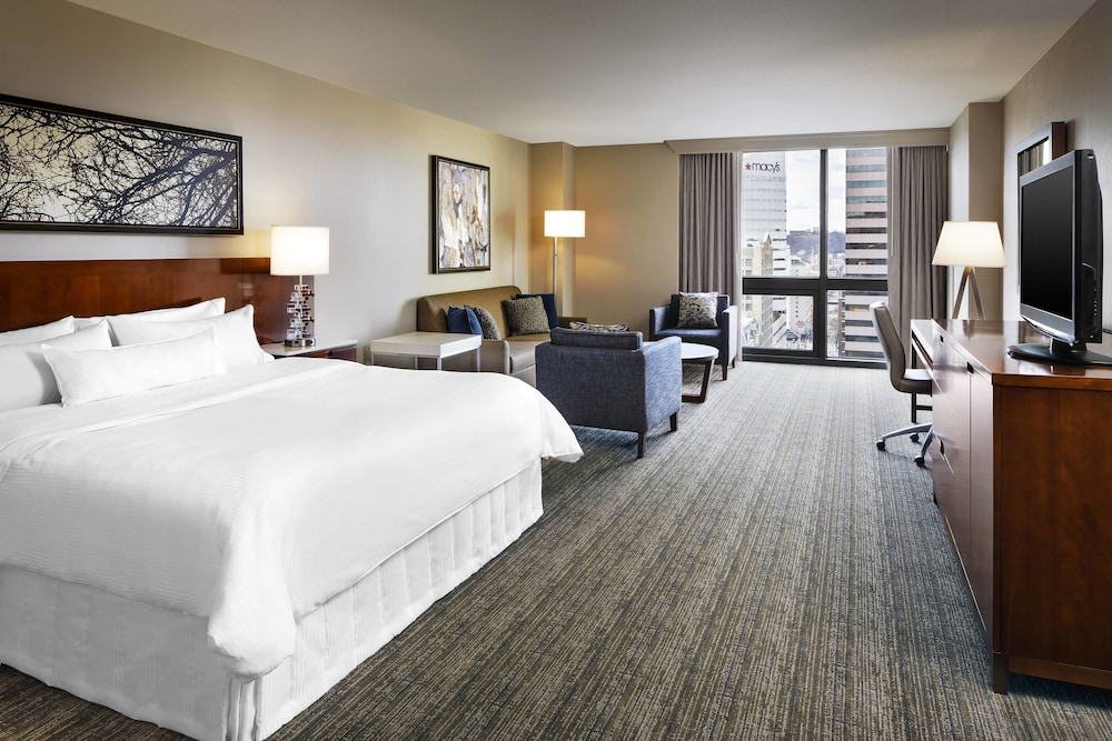 Room, The Westin Cincinnati