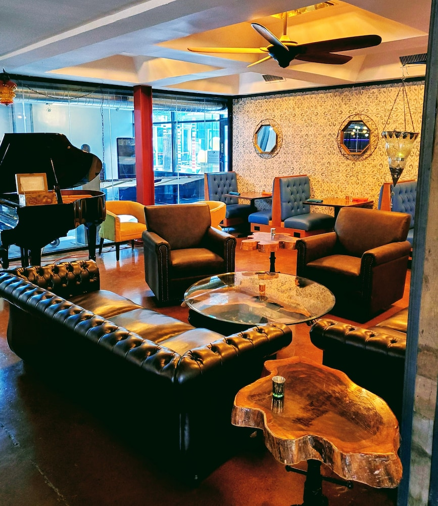 Lounge, The Clarendon Hotel and Spa