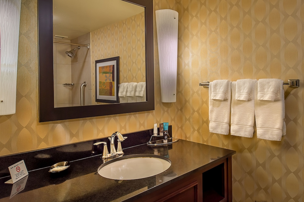 Bathroom, Crowne Plaza St. Louis Airport