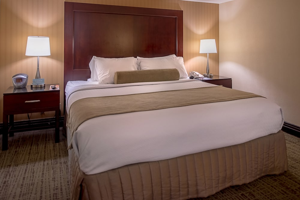 Room, Crowne Plaza St. Louis Airport