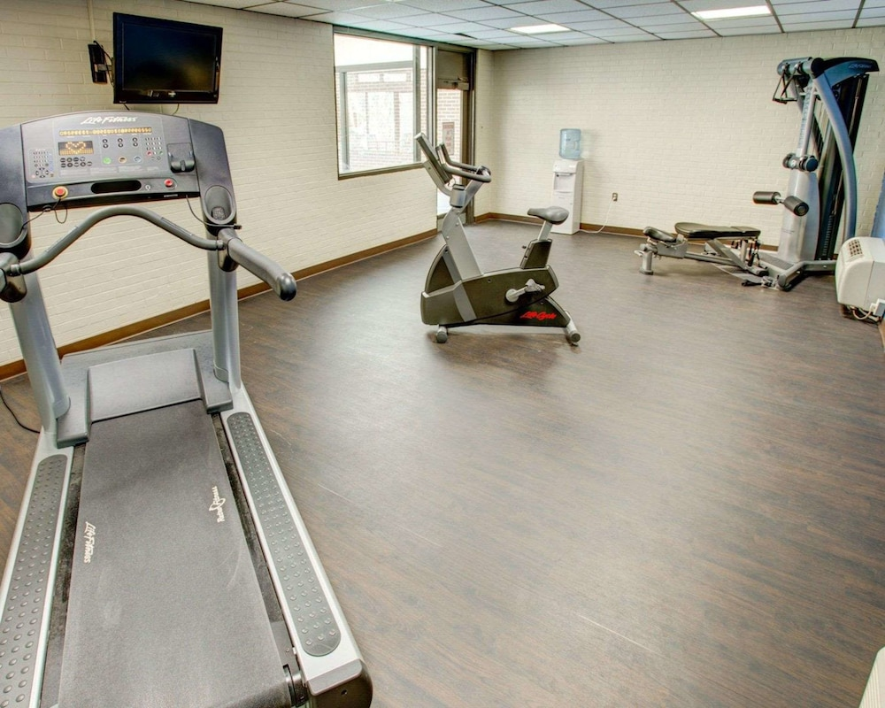 Fitness Facility, Comfort Inn Conference Center