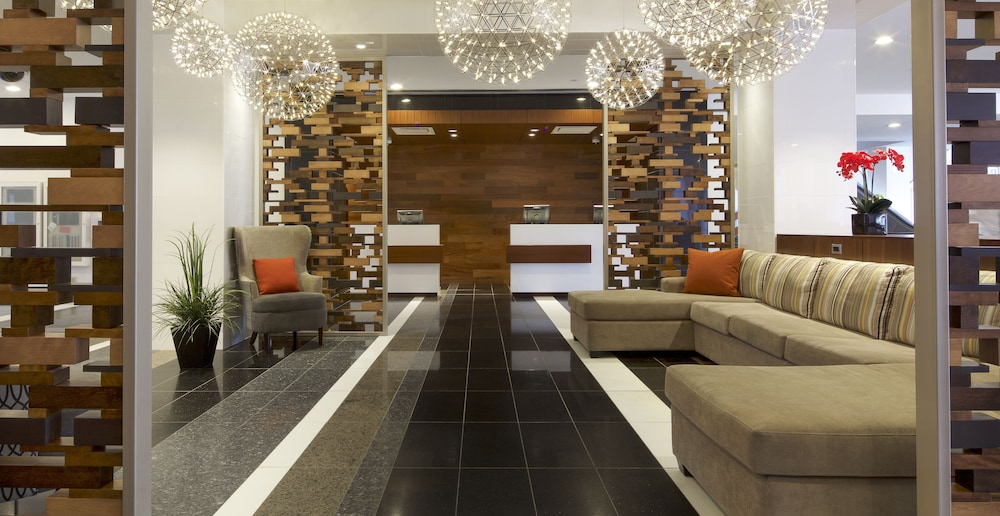 Reception, Delta Hotels by Marriott Beausejour