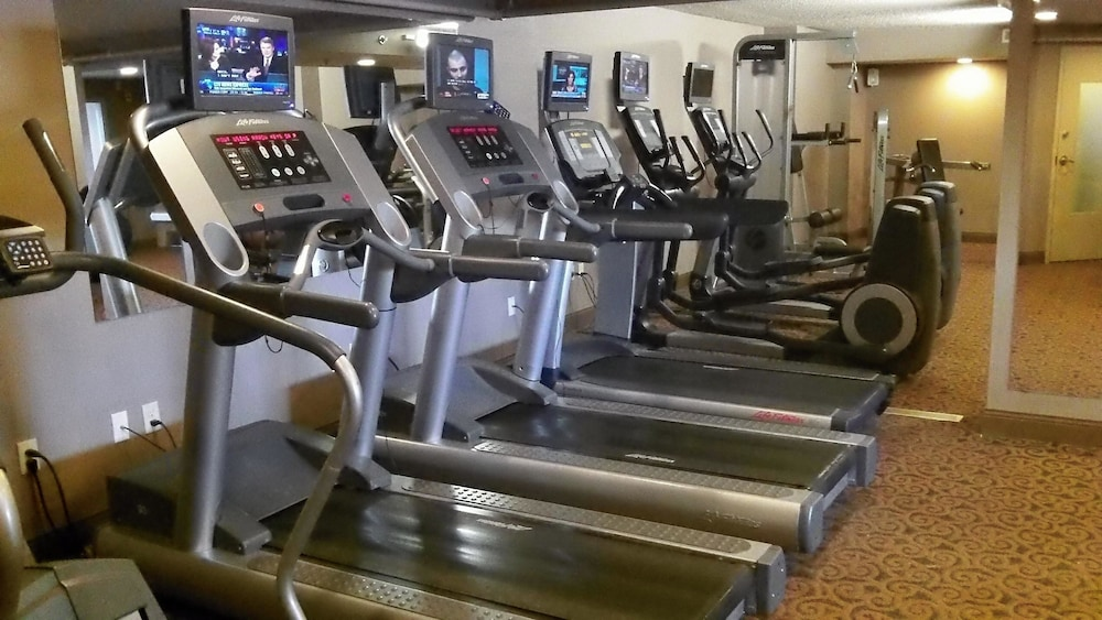 Fitness Facility, Delta Hotels by Marriott Beausejour