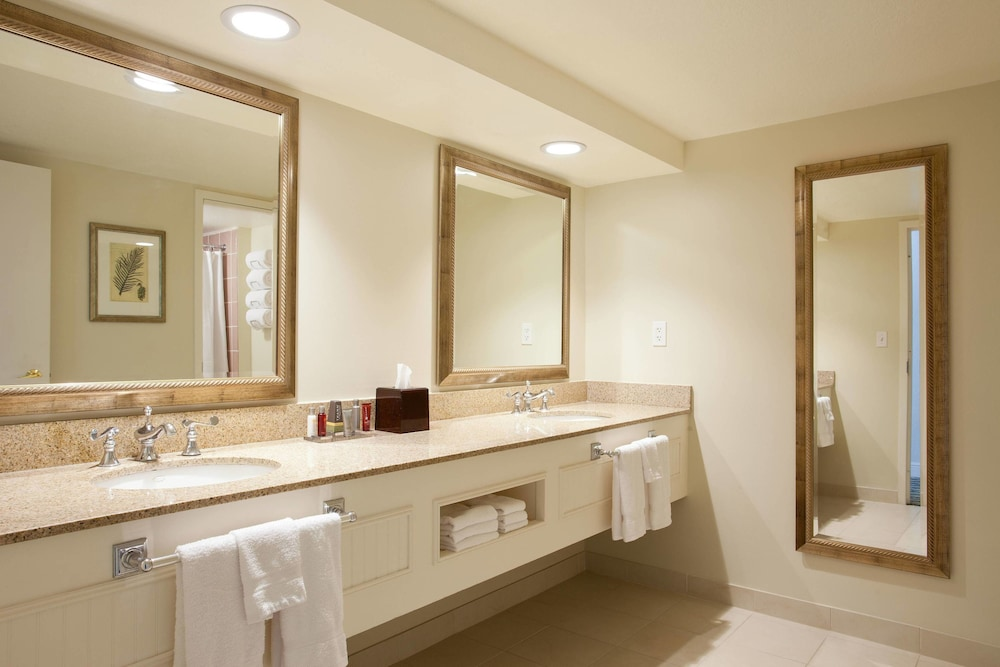 Bathroom, Marriott Sanibel Harbour Resort & Spa