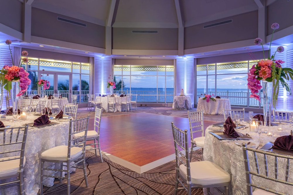 Banquet Hall, Marriott Sanibel Harbour Resort & Spa