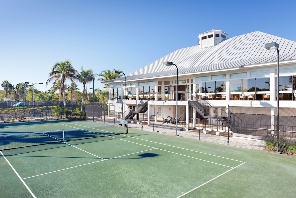 Tennis Court, Marriott Sanibel Harbour Resort & Spa