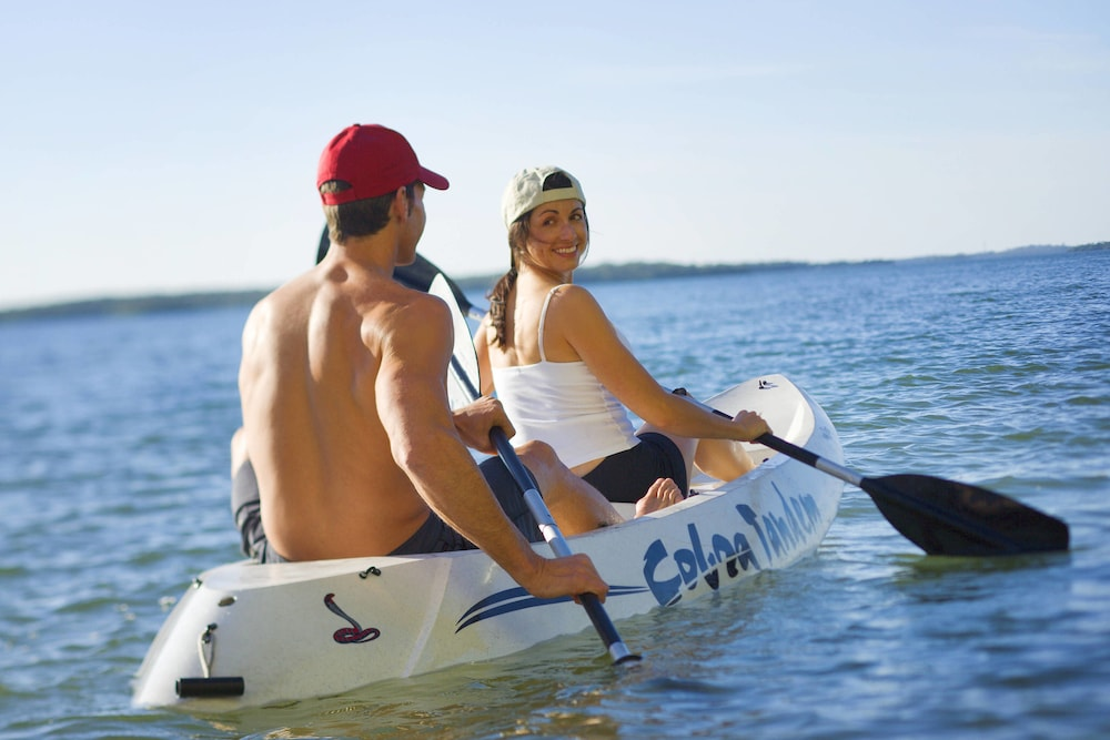 Kayaking, Marriott Sanibel Harbour Resort & Spa