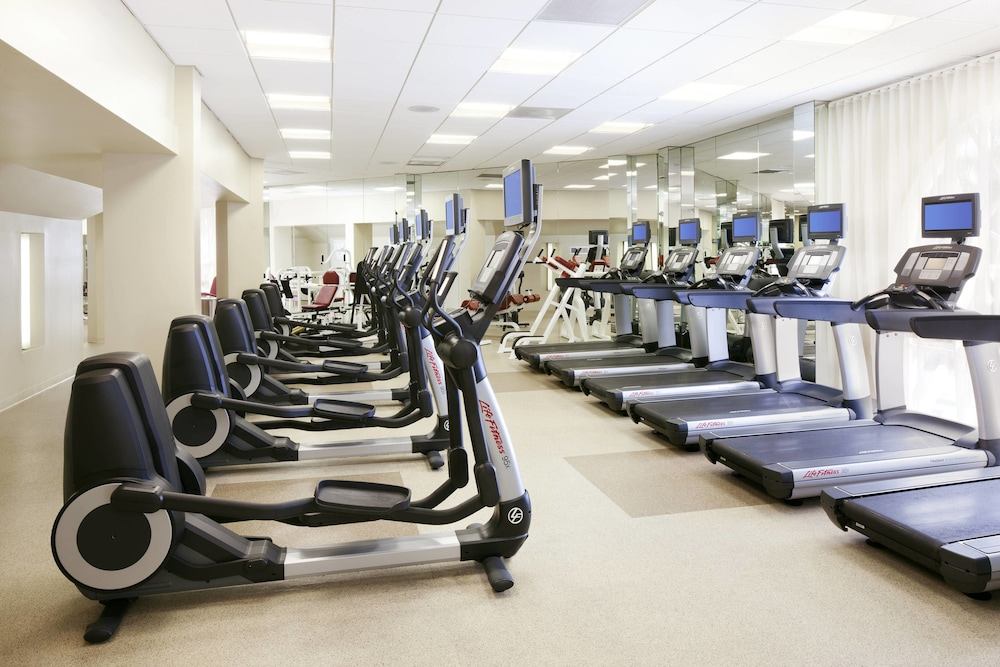 Fitness Facility, Marriott Sanibel Harbour Resort & Spa