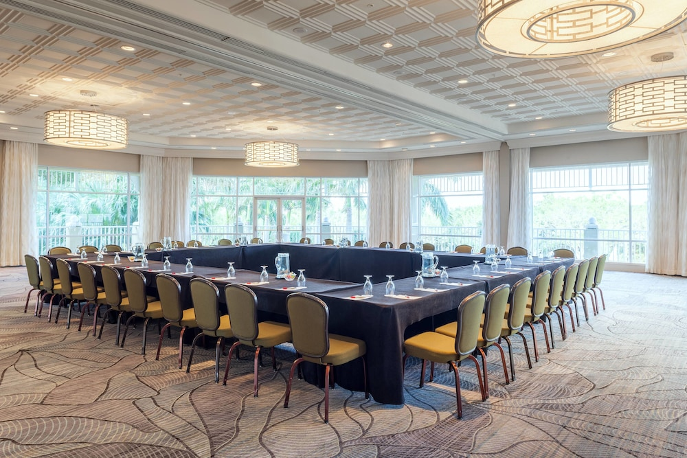 Meeting Facility, Marriott Sanibel Harbour Resort & Spa