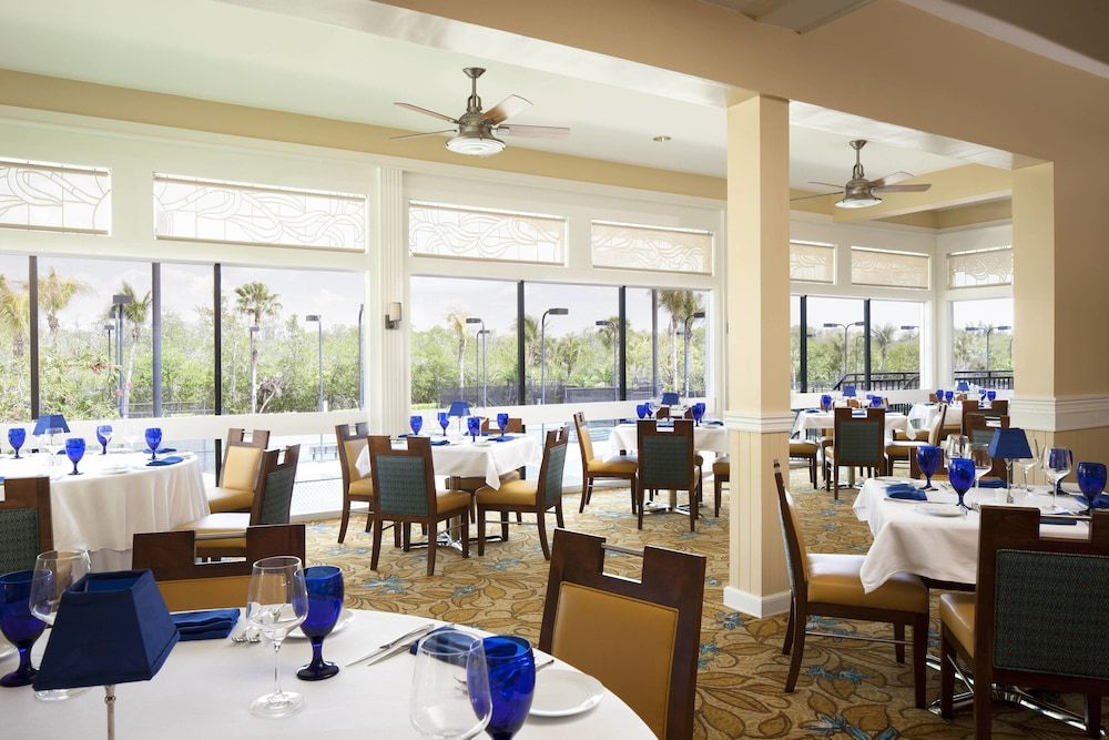 Restaurant, Marriott Sanibel Harbour Resort & Spa