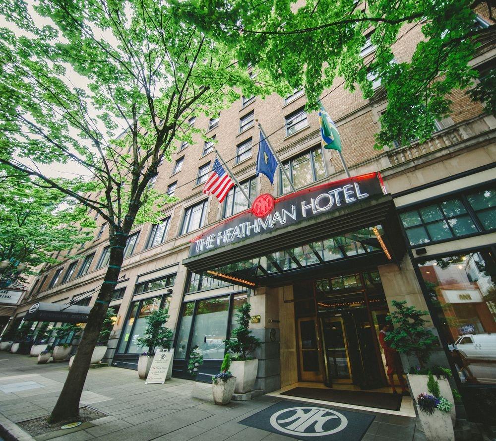 The Heathman Hotel Deals & Reviews (Portland, United