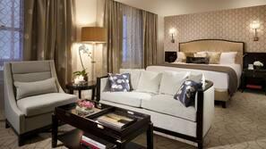Frette Italian sheets, premium bedding, down duvet, pillow top beds