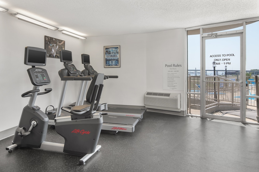 Fitness Facility, Holiday Inn Charleston Riverview, an IHG Hotel