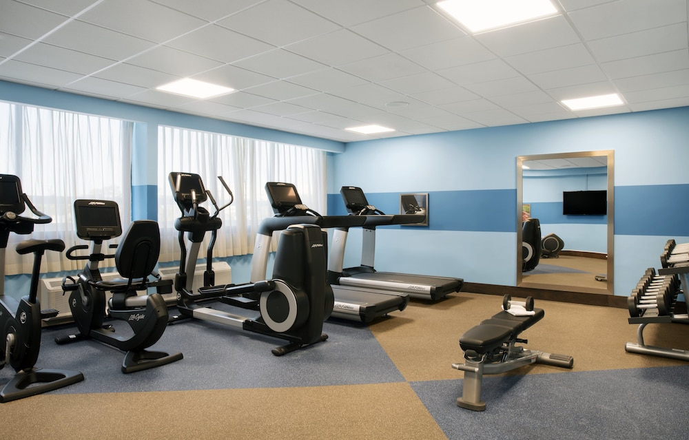 Fitness Facility, Four Points by Sheraton Fort Lauderdale Airport/Cruise Port