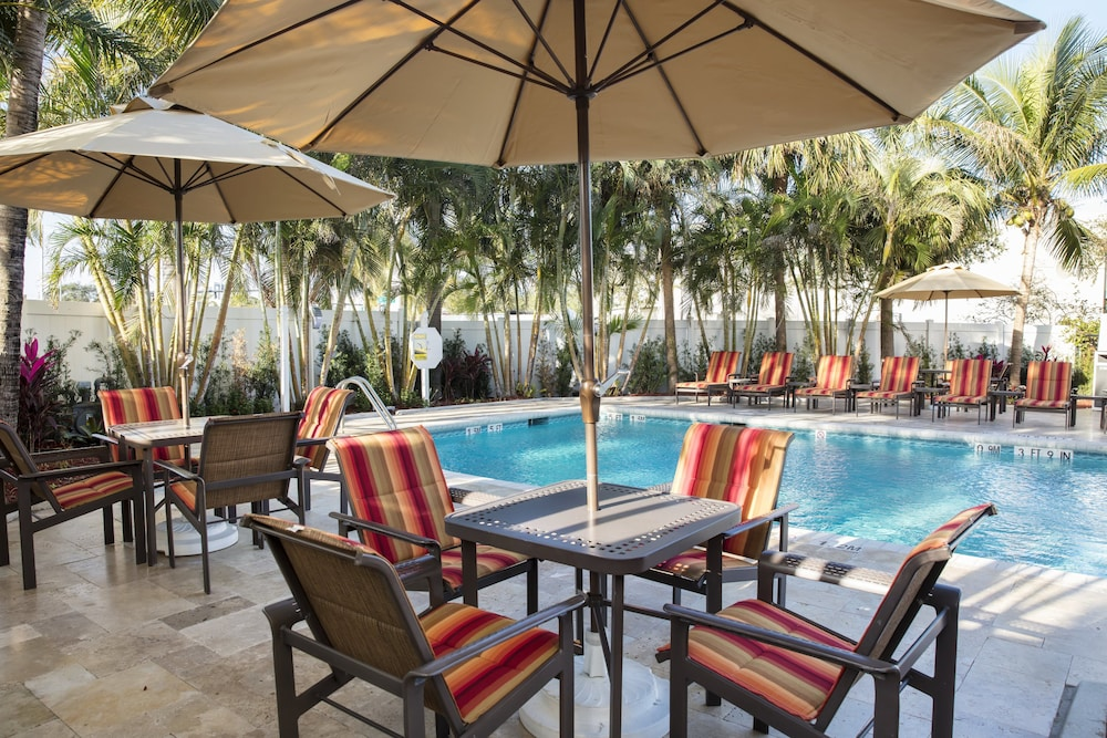 Pool, Four Points by Sheraton Fort Lauderdale Airport/Cruise Port