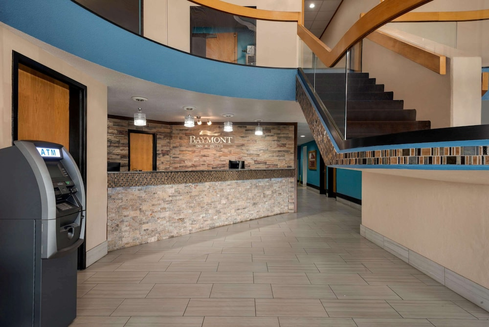 Reception, Baymont by Wyndham Muncie Near Ball State University