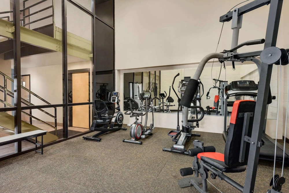 Fitness Facility, Baymont by Wyndham Muncie Near Ball State University