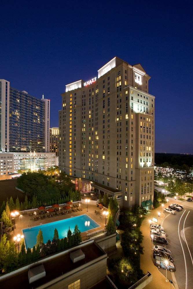 Exterior, Grand Hyatt Atlanta in Buckhead