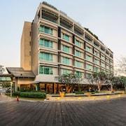 Hotelgelände