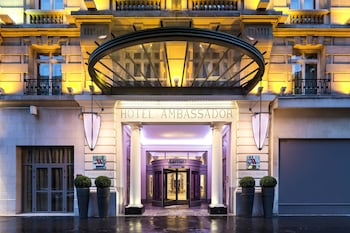Paris Marriott Opera Ambassador