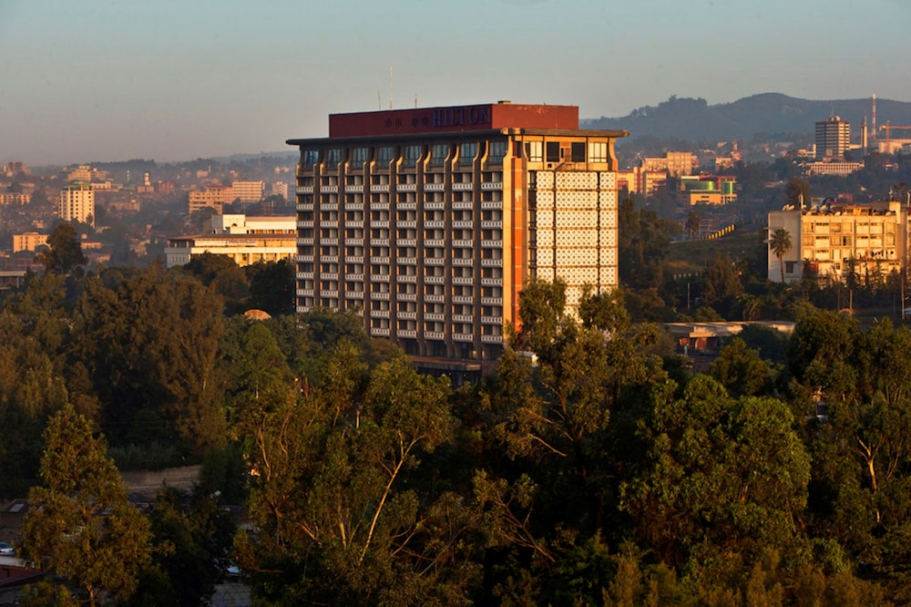 View from Property, Hilton Addis Ababa