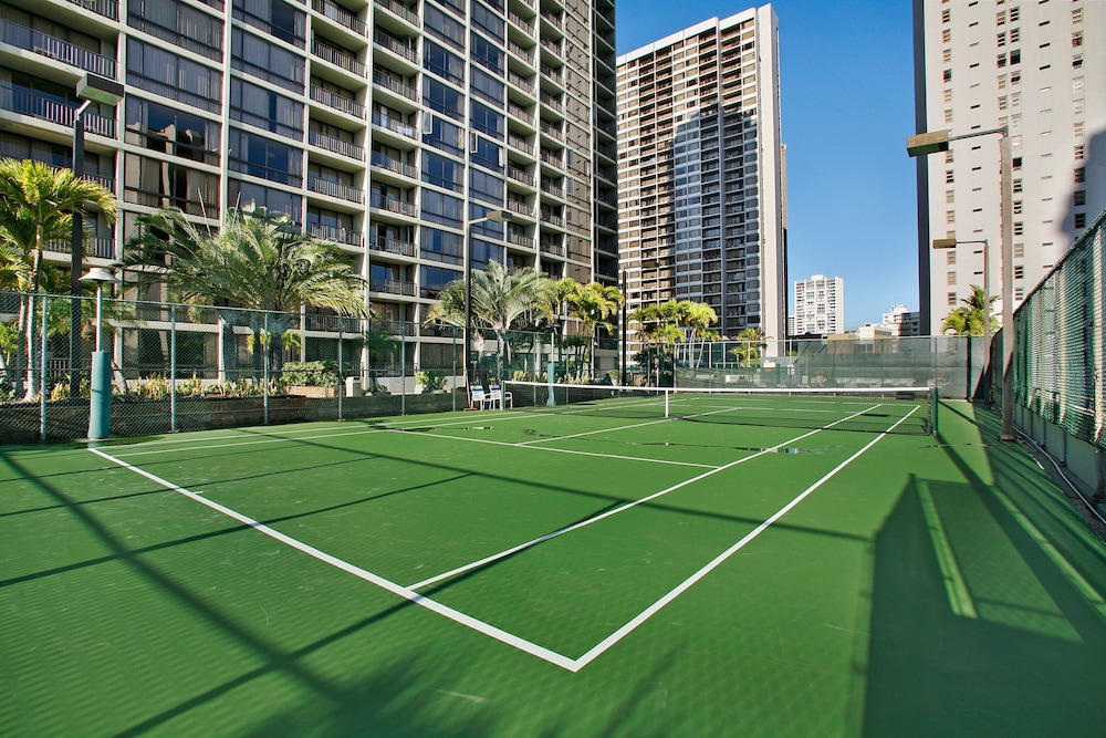 Tennis and Basketball Courts 18 of 47